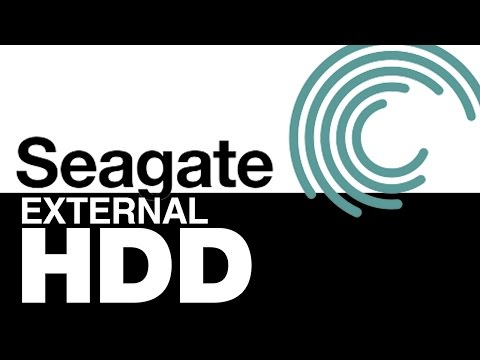 Seagate external hard drive how to set up on Mac