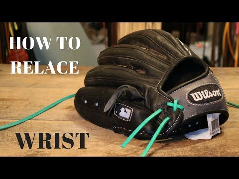 HOW TO RELACE - Wrist of Glove (2 styles)