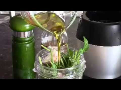 How To Make Oil and Vinegar Dressing