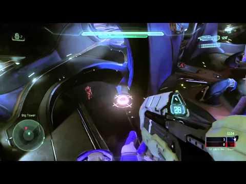 Halo 5 Early Access Beta - Ground Pound