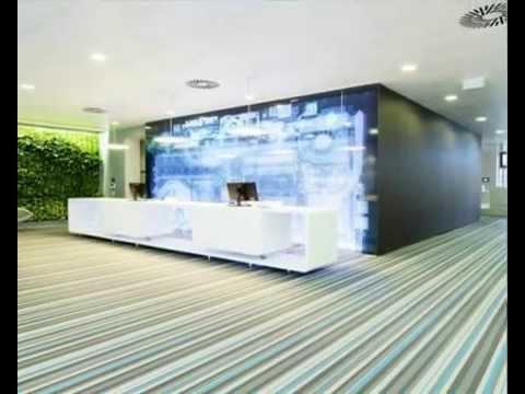 Modern Reception Desk Design
