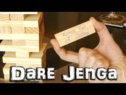 Dare Jenga - Party Game