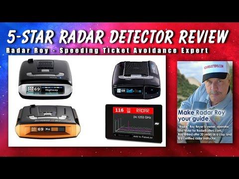 Which Is the Best Radar Detector - Radar Roy