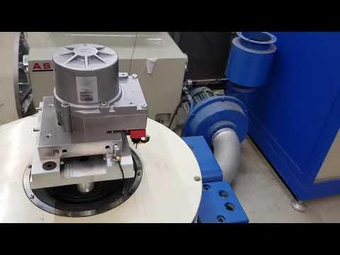 H TECH Pump Vibration Test