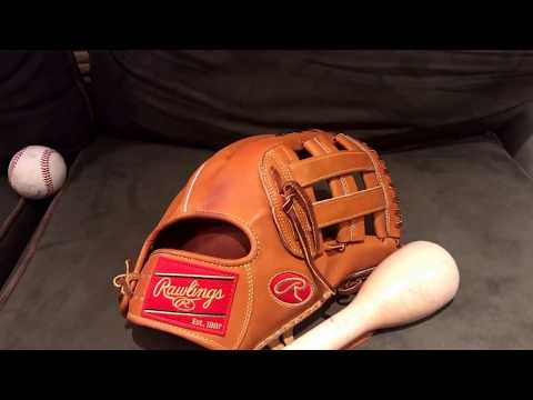Fastest way to break in a baseball glove tutorial