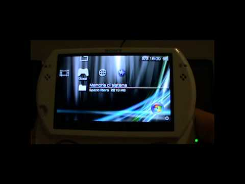 PSP GO whith new 6.20 TN-D load PSX (PS1) game