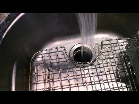 How To Clean A Garbage Disposal.