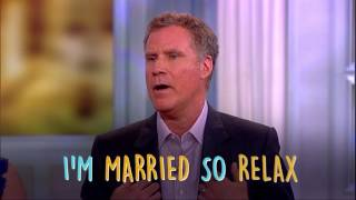 Here Comes Funny! Will Ferrell, Amy Poehler, and Jason Mantzoukas | The View