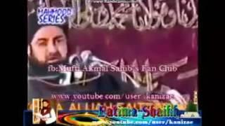 Dr.Tahirul qadri & Najdi exposed by Mufti akmal sahab pak