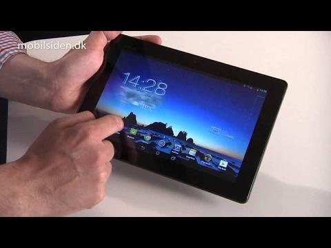 Asus Padfone Infinity -- minitest af tablet-i-en-smartphone