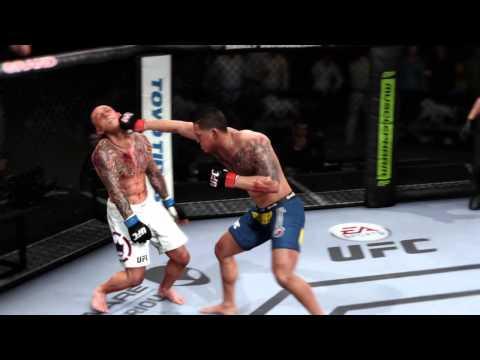 EA Sports UFC FAIL Knockout