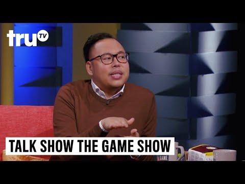 Talk Show the Game Show - Kim Kardashian Can Always Take Nico Santos' Seat | truTV