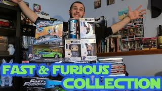 FAST & THE FURIOUS COLLECTION