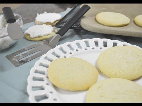 Sugar Cookies Recipe | RadaCutlery.com