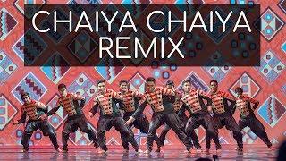Chaiya Chaiya (Shankar Tucker, Vidya Vox and Sam Tsui) | Kruti Dance Academy
