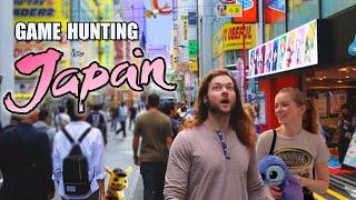 Nintendo Switch HUNTING in JAPAN! (Tokyo, Akihabara, Nakano)