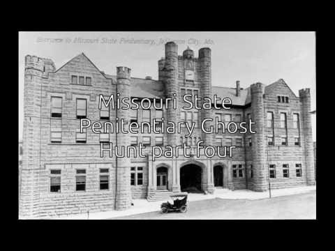 Missouri State Penitentiary Ghost Hunt part four