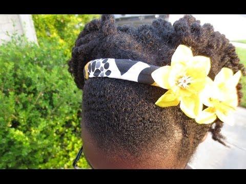 How to Make DIY Fabric Headband