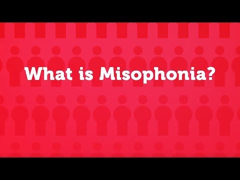 What is Misophonia? (Strong Reactions to Specific Sounds)