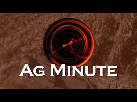Ag Minute #896 Spray Timing in Lawns (Air Date 4-22-18)