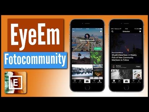 EyeEm | Die Alternative zu 500px, Instagram & Co.?! | beste Foto Community für dich?!