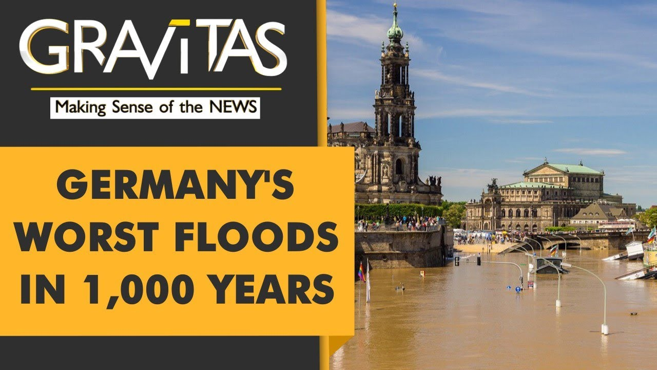 Gravitas: Germany witnesses 'once-in-a-millenium' floods