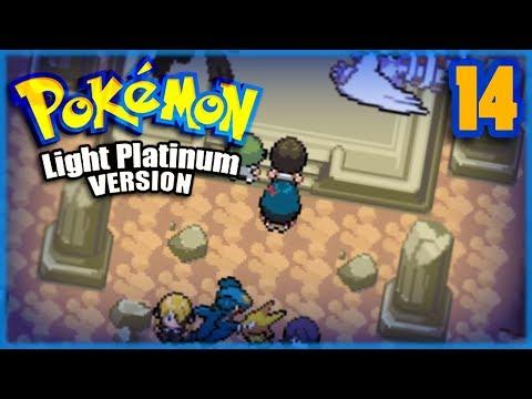 Pokemon Light Platinum #14 [Black and White]