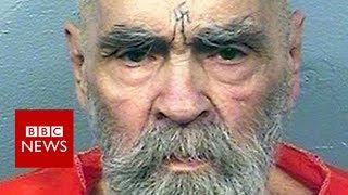 Charles Manson dies after four decades in prison - BBC News