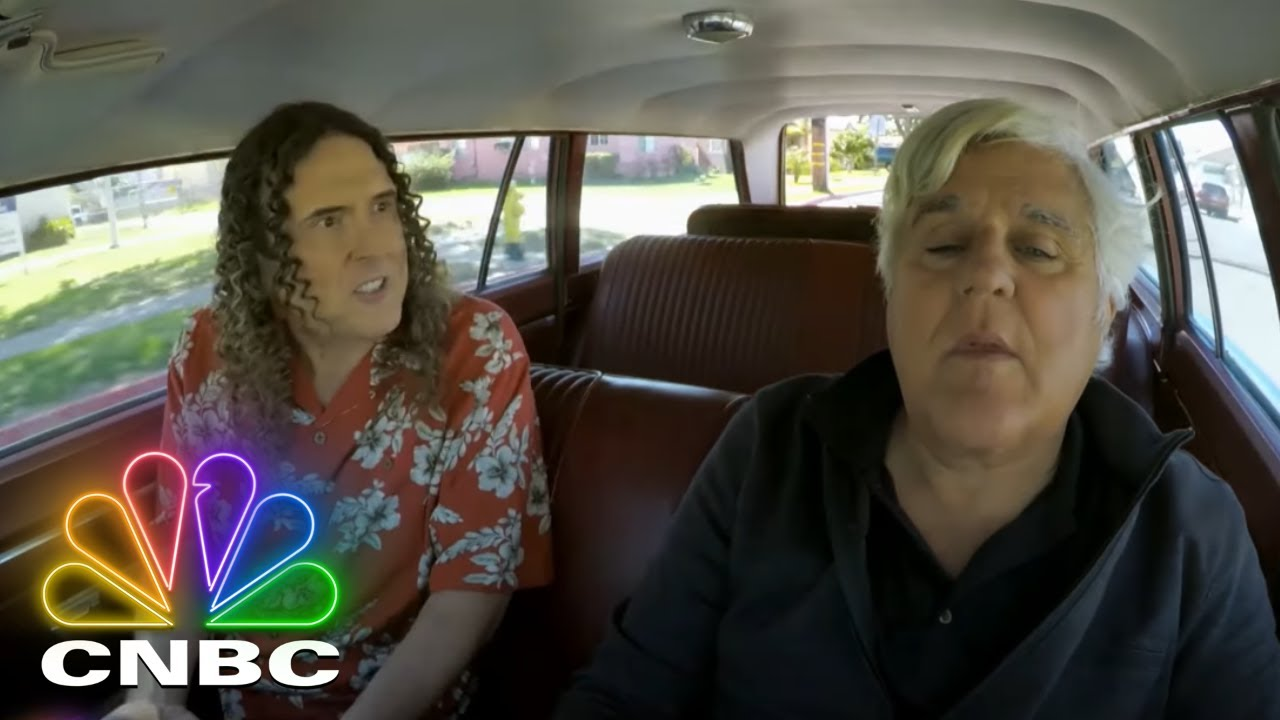 Jay Leno And Weird Al Take A Stroll Down Memory Lane | CNBC Prime