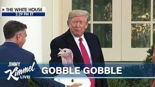 The Turkeys Should Be Pardoning Trump