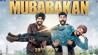 Mubarakan | Official Trailer | Arjun Kapoor | Anil Kapoor | Ileana D'Cruz | Athiya Shetty |