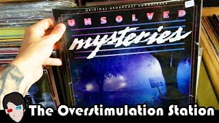 Unsolved Mysteries Listening Party & Interview with Terror-Vision Records