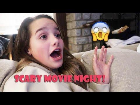 Scary Movie Night 😱 (WK 359.3) | Bratayley