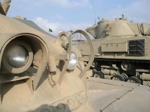 M 51 Sherman