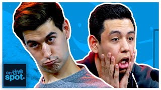 On The Spot: Ep. 112 - Trevor Gets Bamboozled! | Rooster Teeth