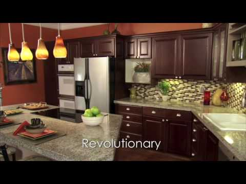 N-Hance Kitchen Cabinet Refinishing Color Change Pinellas , Florida