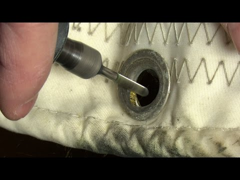 How to Remove a Spur Grommet