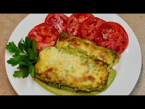 Chicken Enchiladas with Michael's Home Cooking