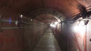 A secret beneath 65m:  Bunker - 42 or The Tangansky Protected Command Point, Moscow, Russia