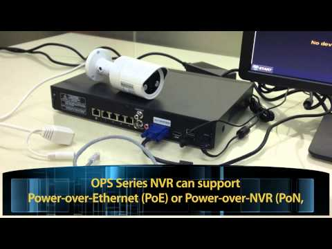 How to Connect IP Camera to NVR