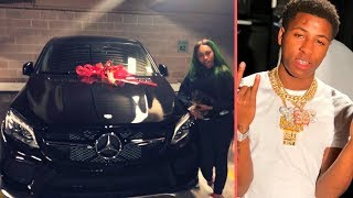 NBA YoungBoy Buys Jania A 2018 Mercedes-Benz Brand New Car For Christmas YoungBoy Spent Big Money