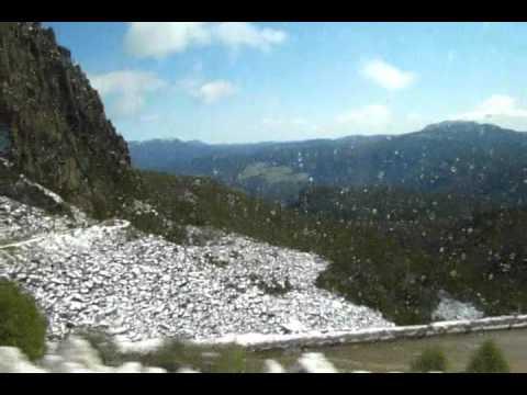 THE SNOW BEN LOMOND