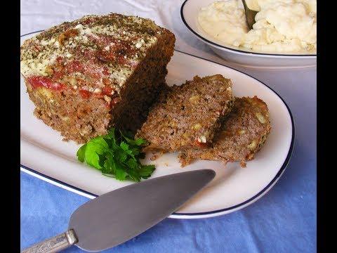 BEST Slow Cooker Meatloaf