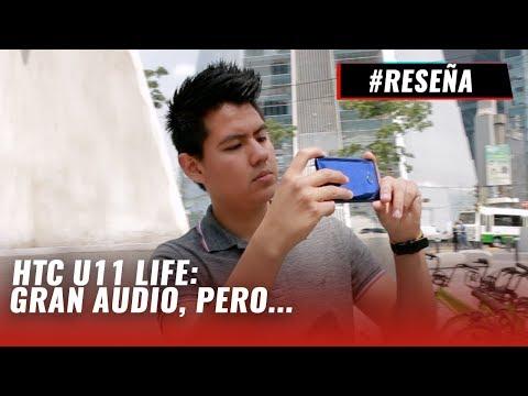 HTC U11 Life, review en español