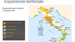 Etruschi origine ed espansione