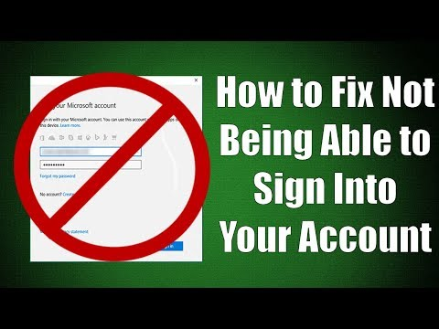 How to Fix Not Being Able to Sign Into Your Xbox Account