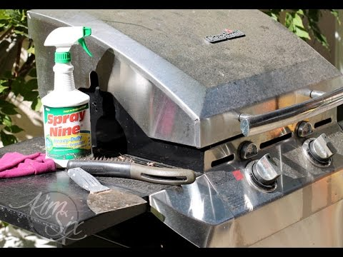 How to Winterize A Gas Grill