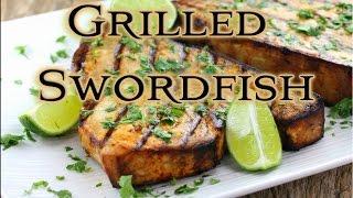 Grilled Swordfish With A Coconut Rum Glaze Tasty Tuesday 21