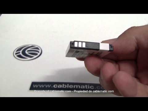 Batería compatible para Canon® NB-8L distribuido por CABLEMATIC ®