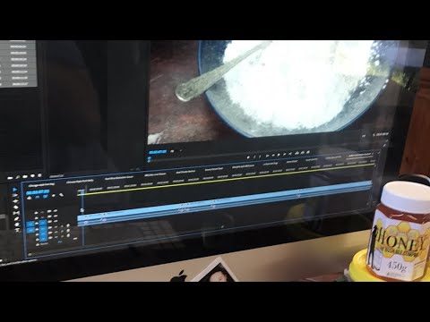 How Free to Cook is Edited (Live Stream)